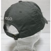 ラルフローレン ワンポイント キャップ 帽子 グレイ Polo Ralph Lauren 125|shufflestore|04