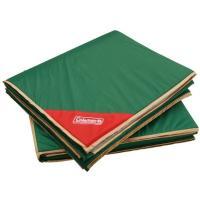 ・テントの中で広げやすくたたみやすいように2分割式を採用  使用時サイズ:約265×200cm 収納...