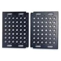 材 料:1,6mm厚 黒皮鉄板 重 量:約520g  ※本製品は1台分2枚1組です。 ※本製品をA-...