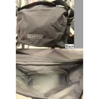 タフなコーデュラファブリックを使用。日々の通勤にも耐えうる耐久性能を持ちながら、大きな容量のバッグの...