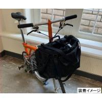 自転車に乗るときになんだかんだと困るのが、荷物の運搬です。小径自転車はその辺が良くできているものが多...