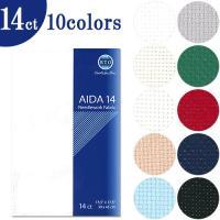 RTO 刺しゅう布 AIDA Needlework 14ct 【 サイズ(約) 】 39×45cm ...