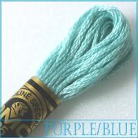 刺繍 刺しゅう糸 DMC 25番 パープル・ブルー系 5|期間限定SALE|