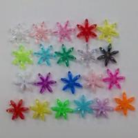 フラワービーズです♪  アクセサリーや装飾、いろいろな手芸にお使いください。   *色を選びください...