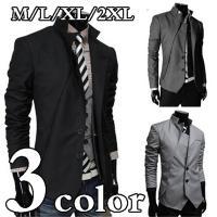 商品コード:tailored-19 カラー:画像通り ブラック、ダークグレー、ライトグレー 生地:コ...