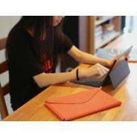 Surface 3専用封筒型レザーケース  おしゃれに持ち歩きたい方に自信を持ってオススメのケースで...