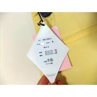 38【KIKKA】シフォンフリルキュロット/Yel・新品   【メール便可能】