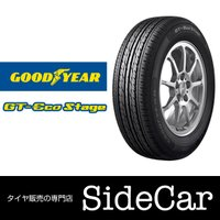 【★送料無料/代引き手数料無料★】  GOODYEAR(グッドイヤー)GT-Eco Stage(ジー...