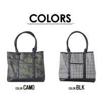 """トートバッグ メンズ 鞄""""SB Select(シルバーバレットセレクト)総柄トートバッグ/全2色"""""""