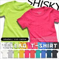 【SHISKY】からテレコ素材の半袖Tシャツ登場!伸びがよく凹凸感のあるテレコ素材は吸汗性抜群☆肌触...