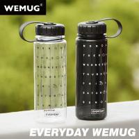 普段使いにぴったりな500ml容量の「EVERYDAY WEMUG」 幅広口径の飲み口で、飲みやすく...