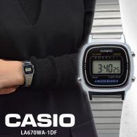 CASIOのスタンダードなレディースウォッチ。 どこかレトロな雰囲気がありながら、ゴージャス感もあり...