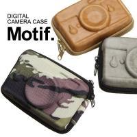 Motif.HARD/モチーフ【DIGITAL CAMERA CASE】デジタルカメラケース S  ...