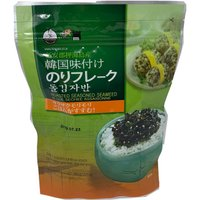 韓国味付けのりフレーク 韓国海苔 ふりかけ 1袋 80g コストコ 韓国のり ポイント消化