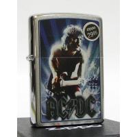 ■商品名:【ZIPPO_5917】AC/DC Angus Young アンガス・ヤング リードギタリ...