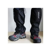 ・トレッキング用の防水スパッツです。ひざ下からくるぶしまでを雨や汚れからガードしてくれる優れもの。 ...