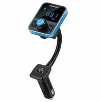 最新Bluetooth4.1ver. 高音質FMトランスミッター 最新BL4.1v.を搭載した「高品...
