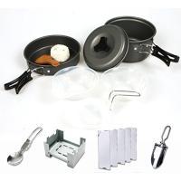 [コッへル・クッカーセット] 材質:アルミニウム合金 鍋 サイズ(D*H): 14.5 x 8 cm...