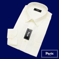 ■長袖スリムタイプメンズYシャツ6サイズ■ショートボタンダウン■スリムライン■綿50%ポリエステル5...