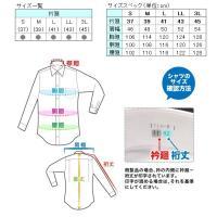 【半袖】「日清紡シャツ・ノンケア」形態安定ワイシャツ レギュラー衿・白ドビー(縦ストライプ)