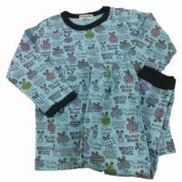 子供服ブランドanpersand(アンパサンド)の DY 男児パジャマ