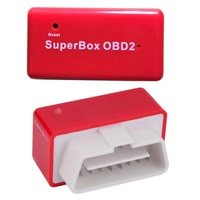 SUPERBOX obd2は車の燃費改善+パワーアップできます。 燃費最大15%改善、パワー最大35...