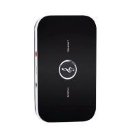 携帯ラジオ、ポータブルDVDプレイヤー等のBluetooth非対応再生機器からBluetoothイヤ...