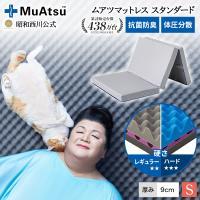 畳やフローリングに直接敷いて使える、「スリープ スパ」フロア用ふとんです。BASICスタンダードタイ...