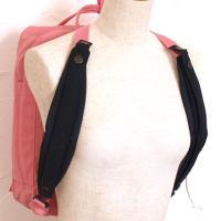 カンケンバッグにとりつける、ショルダーパッドです。 重たい荷物のときなど、肩にかかる負担を軽減してく...