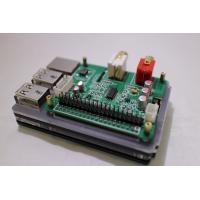 ・Raspberry Pi 3B/2B/B+ 対応の積層ケース ・GPIOにドッキングするタイプのボ...
