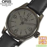 ORIS/オリス 腕時計 【型番】  ビッグクラウン  73376294263F 【カラー】  グレ...