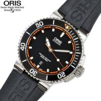 ORIS、オリス腕時計 【型番】  アクイス、73376534128R(733 7653 4128R...