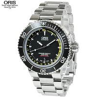 ORIS オリス 腕時計  【型番】  73376754154M  アクイス デプスゲージ   【カ...