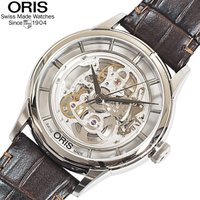 ORIS、オリス腕時計 【型番】  アートリエ、73476844051D 【カラー】  シルバー文字...