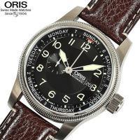 ORIS/オリス 腕時計 【型番】  アヴィエイション ビッグクラウン   74576294064D...