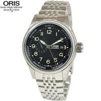 ORIS/オリス 腕時計 【型番】  ビッグクラウン スモールセコンド ポインターデイ   7457...