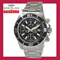 BREITLING ブライトリング 腕時計 【アウトレットの理由】  海外長期在庫品。  BOXの紙...
