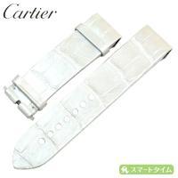 Cartier カルティエ 純正革ベルト  【型番】  サントス100 MM用  KD2RKV68 ...