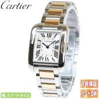 Cartier カルティエ 時計   【型番】  W5310036  タンクアングレーズ  【カラー...