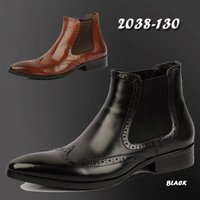 ◆品番:2038-130 ◆メンズブーツ・ショットブーツ ◆ビジネス・カジュアルシューズ ◆サイドゴ...