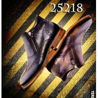 ◆品番:25218 ◆メンズブーツ・ショートブーツ ◆アッパー:高級本革 ◆ライニング:豚革 ◆アウ...