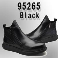 ◆品番:95265BK ◆カジュアルブーツ ◆アッパー:本革 ◆ワーズ:3E(EEE)相当 ◆カラー...