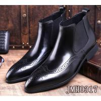 ◆品番:JMH0317 ◆メンズブーツ ショットブーツ ◆ビジネス カジュアルシューズ ◆サイドゴア...