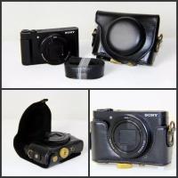 1.対応機種:SONY Cyber-shot DSC-HX90V DSC-WX500 カメラケース ...