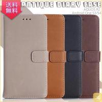 ◆商品説明◆ ◎スマホ本体をしっかり保護する財布型カバーです。レトロな風合いのレザー調手帳型がオシャ...