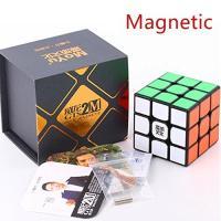 WeiLong GTS2 M ブラック [MoYu] 磁石内蔵3x3x3競技用スピードキューブ