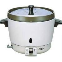 炎が釜底全体に行き渡り安定した炊き上がりの1.5升炊ガス炊飯器