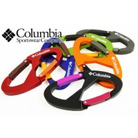 【Columbia コロンビア】  PU2842 アセンズ 3 キーリング☆  010(Black)...