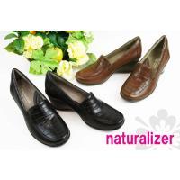 【naturalizer ナチュラライザー】  N177 エレガントシューズ☆ BLKK(ブラックK...