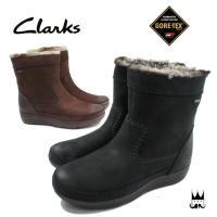 クラークス Clarks   541F レディース ブーツ   ■商品説明 ブラック ダークブラウン...